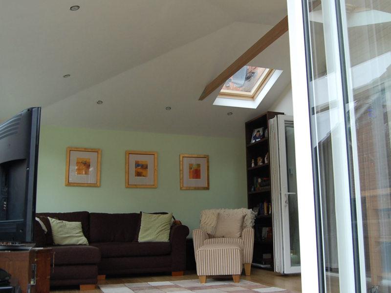 потолок из гипсокартона (15)