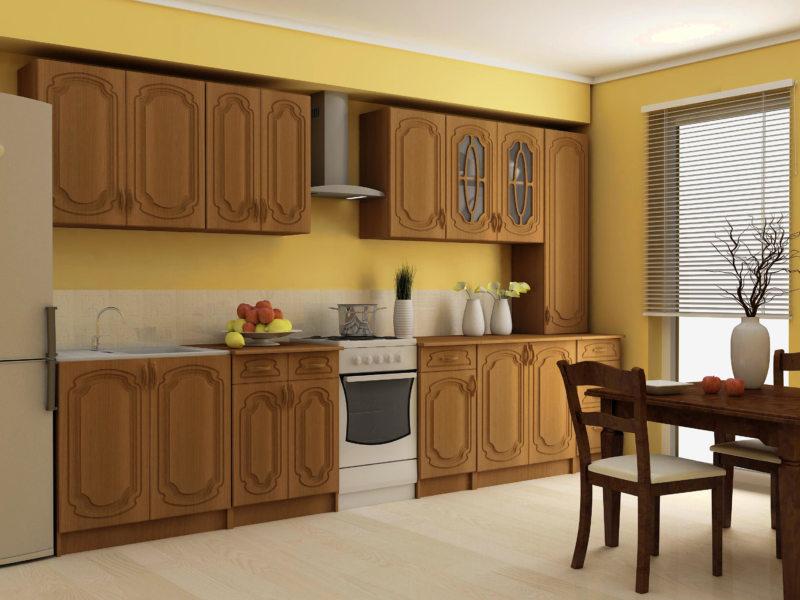 прямая кухня 1 (17)