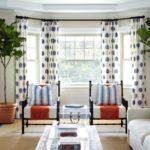 шторы в гостинной (1)