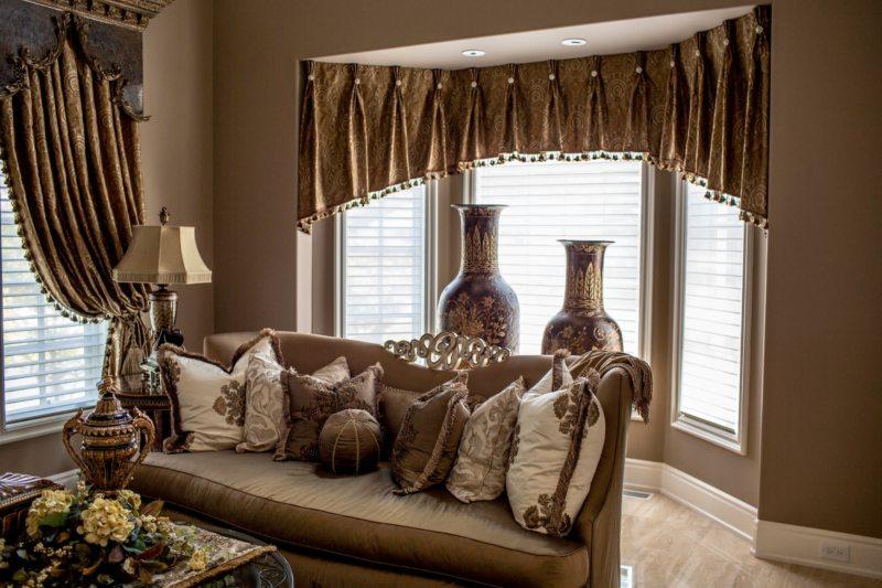 шторы в гостинной (13)