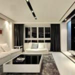 шторы в гостинной (14)