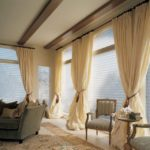 шторы в гостинной (22)