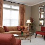 шторы в гостинной (3)