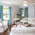 шторы в гостинной (4)