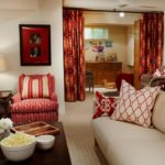 шторы в гостинной (5)