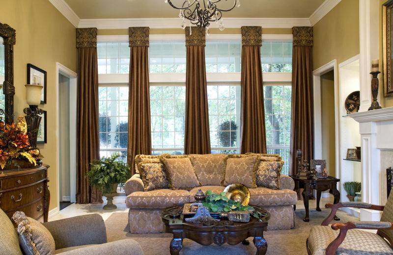 шторы в гостинной (7)