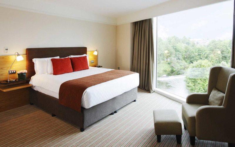 Bedroom in modern style (2)