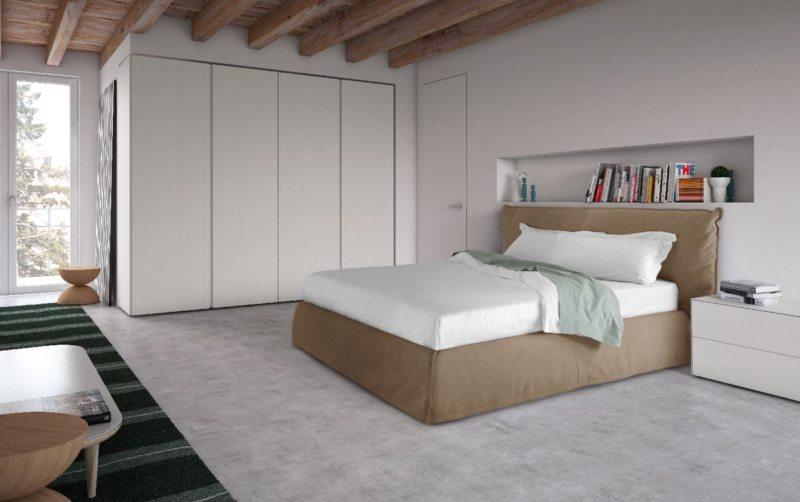Bedroom in modern style (30)