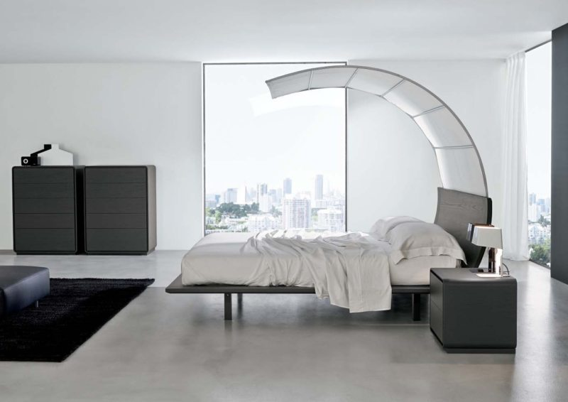 Bedroom in modern style (32)