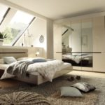 Bedroom with two windows (2)