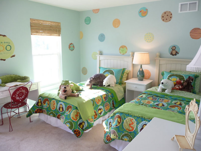 Bedrooms for children (25)