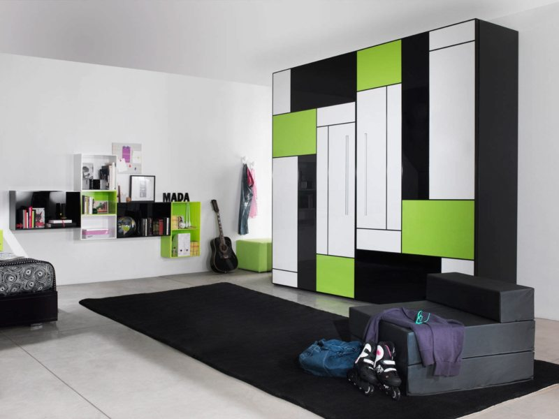 Splendid new children bedroom interior in india plus