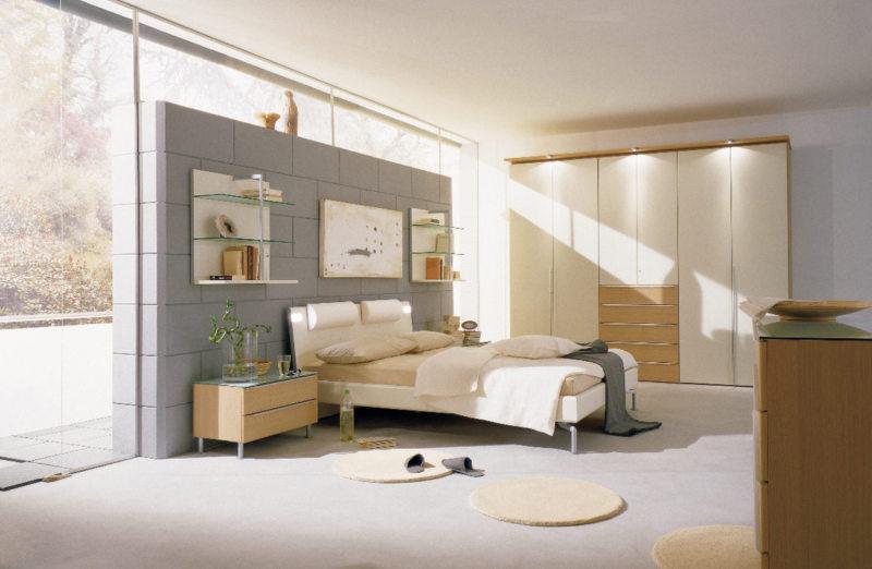Бежевая спальня (12)