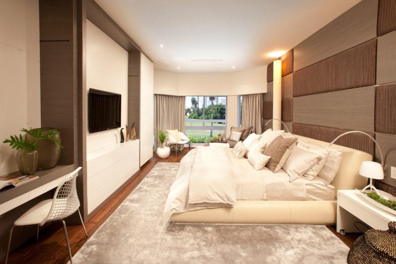 Бежевая спальня (2)