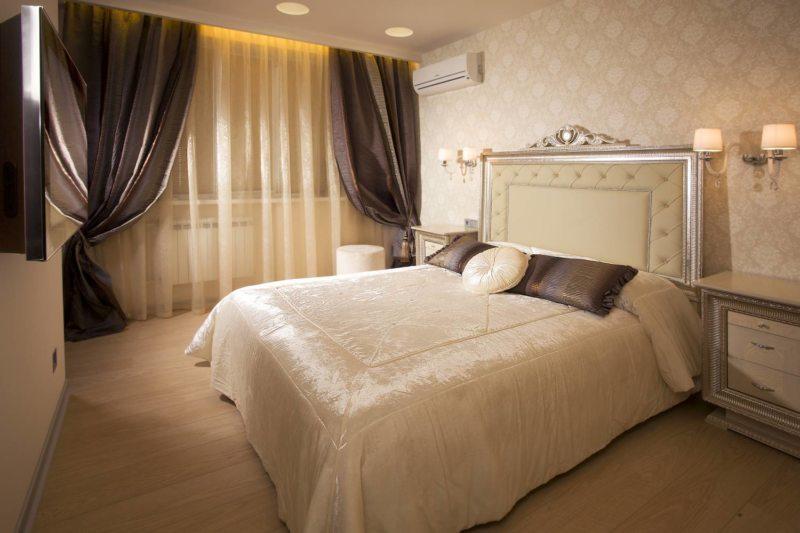 Бежевая спальня (3)