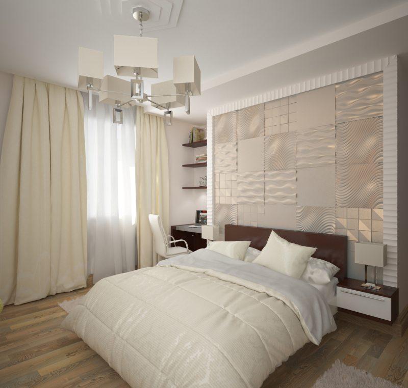 Бежевая спальня 5 (2)