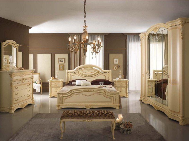 Бежевая спальня (6)