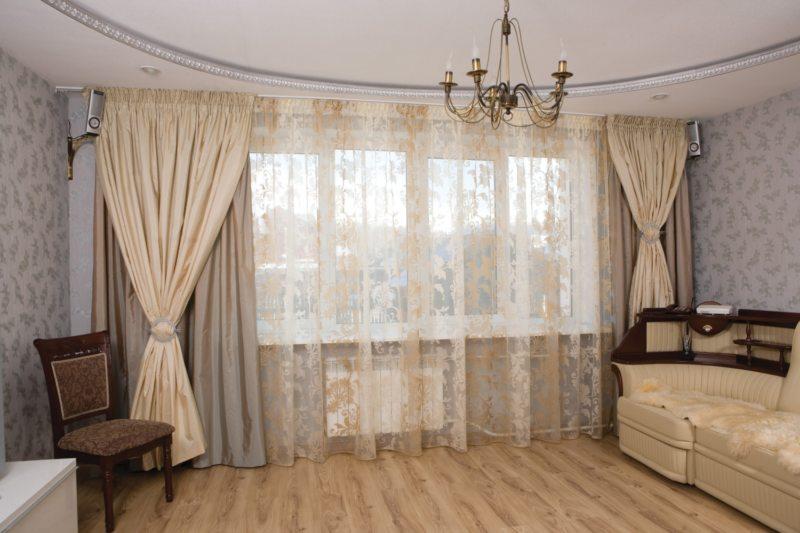 Бежевая спальня (7)