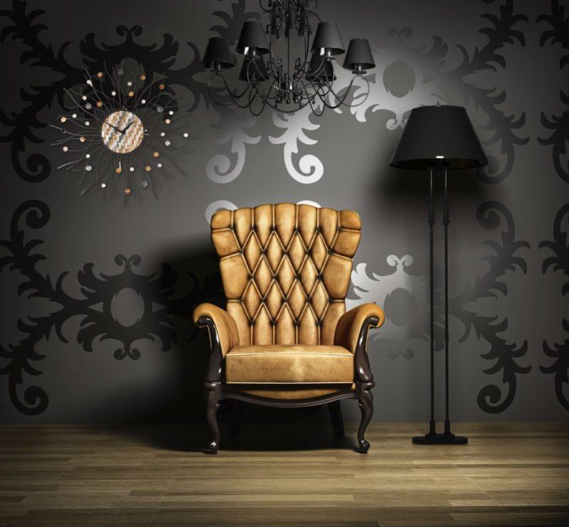 Chair in bedroom 9 (10)