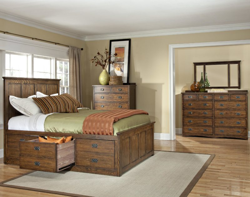 Chest of drawers in the bedroom (8)