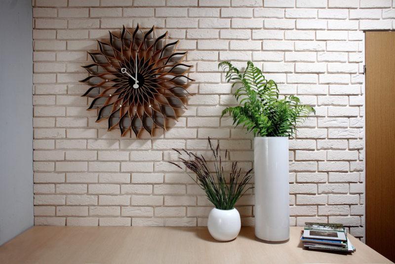 Декоративный камень в интерьере (25)