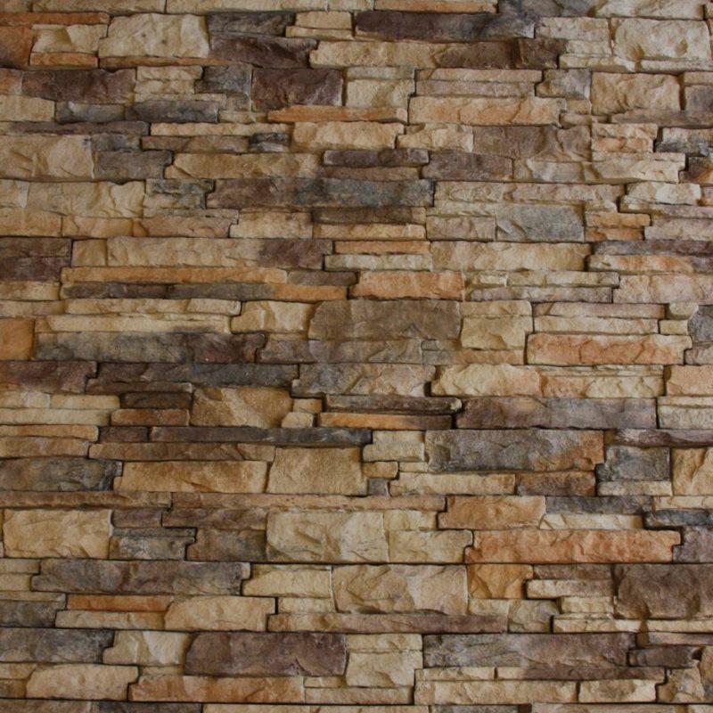Декоративный камень в интерьере (26)