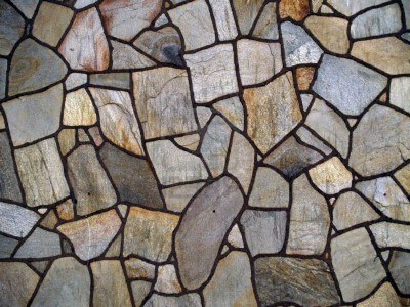 Декоративный камень в интерьере (35)