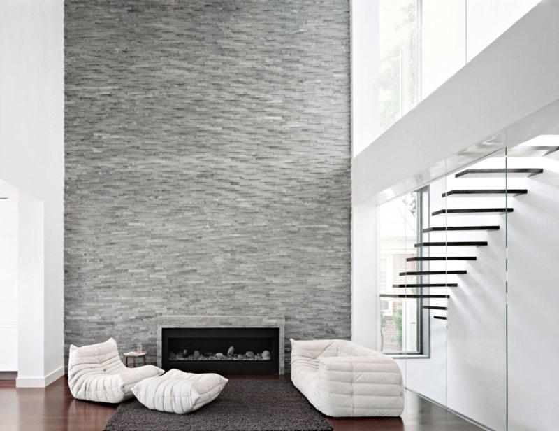 Декоративный камень в интерьере (42)