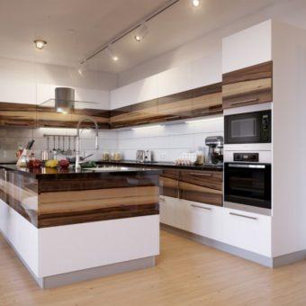 Дизайн кухни 2019-2020 годов: ТОП-100 фото современных новинок