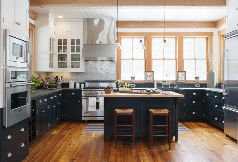Дизайн кухни 2017 года (11)