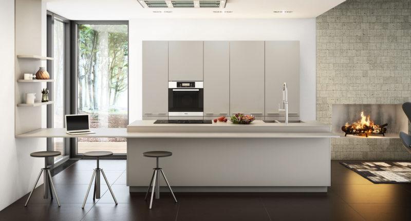 Дизайн кухни 2017 года (13)