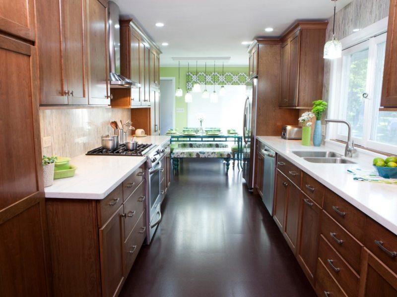 Дизайн кухни 2017 года (19)