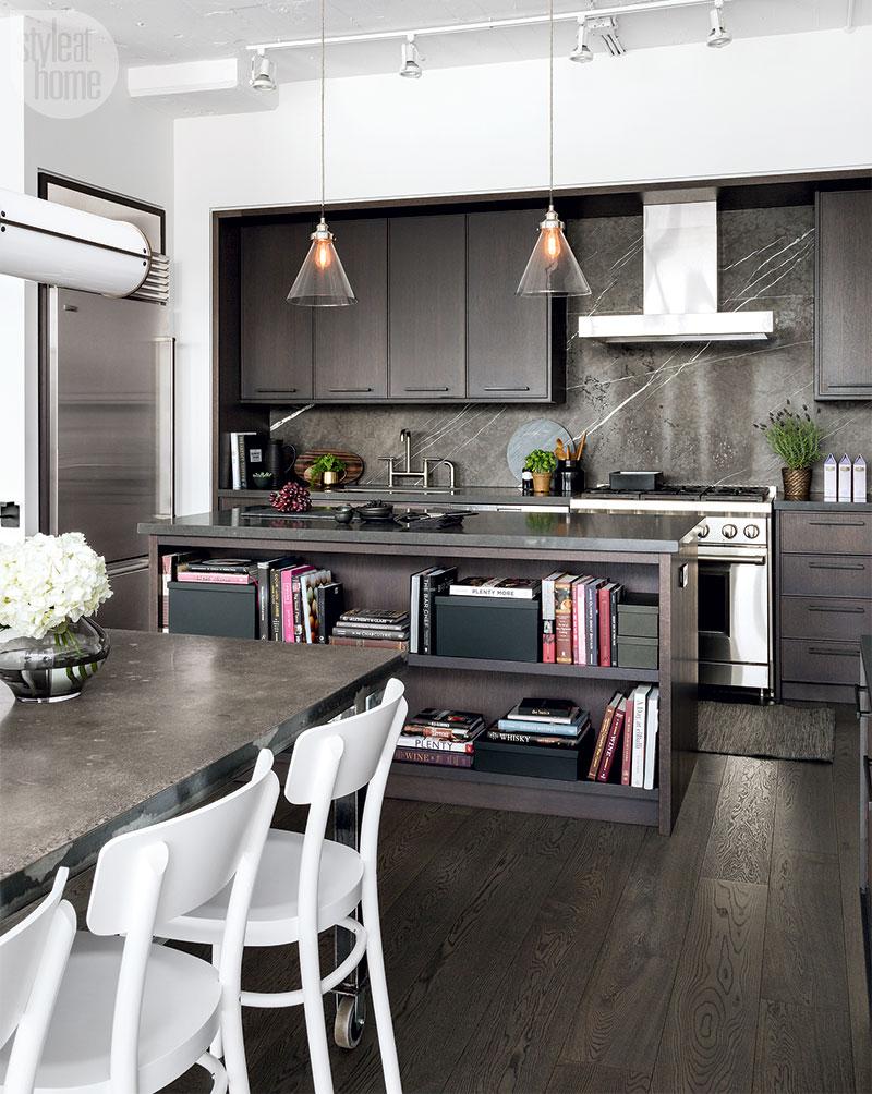 Дизайн кухни 2017 года (31)