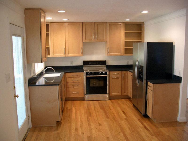 Дизайн кухни 2017 года (32)