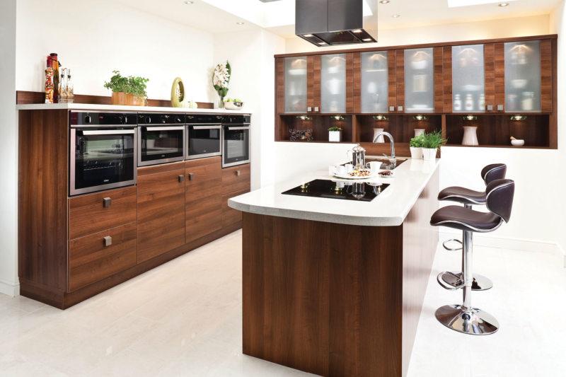 Дизайн кухни 2017 года (35)
