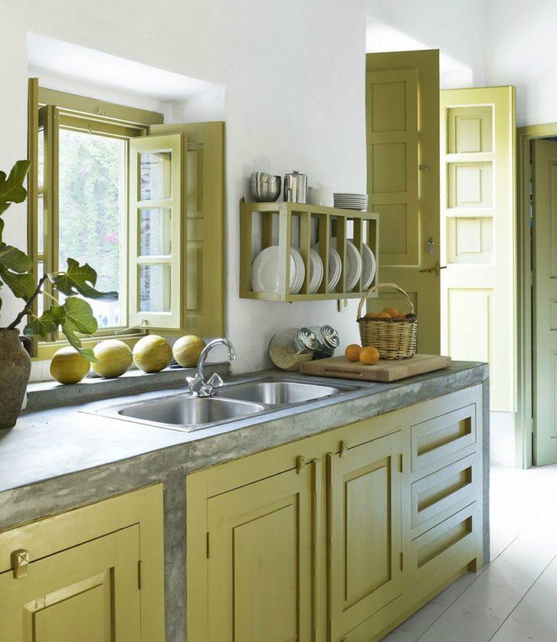 Дизайн кухни 2017 года (38)