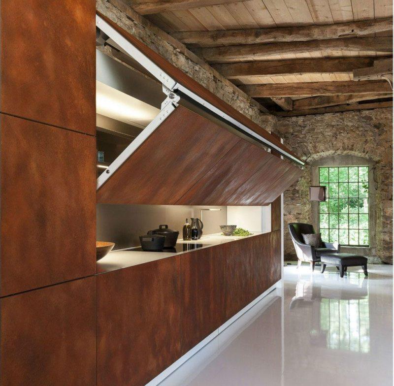 Дизайн кухни 2017 года (39)
