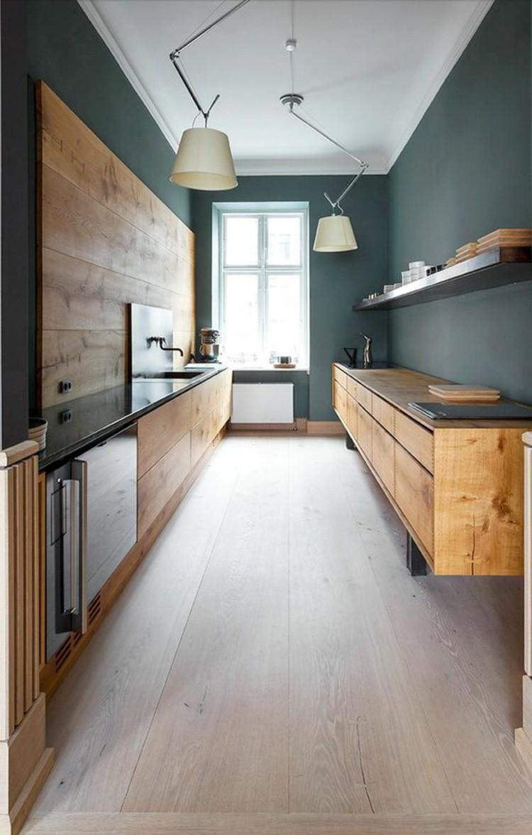 Дизайн кухни 2017 года (47)