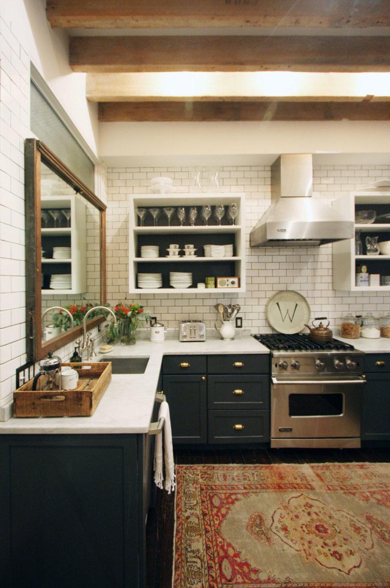 Дизайн кухни 2017 года (54)