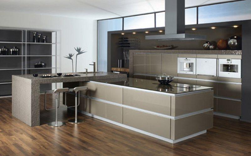 Дизайн кухни 2017 года (55)