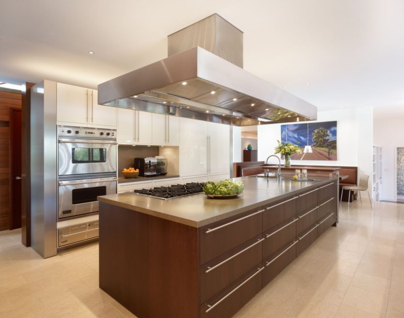 Дизайн кухни 2017 года (58)