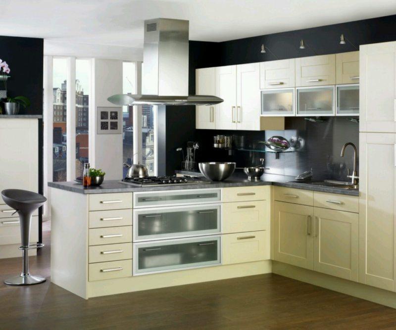 Дизайн кухни 2017 года (62)