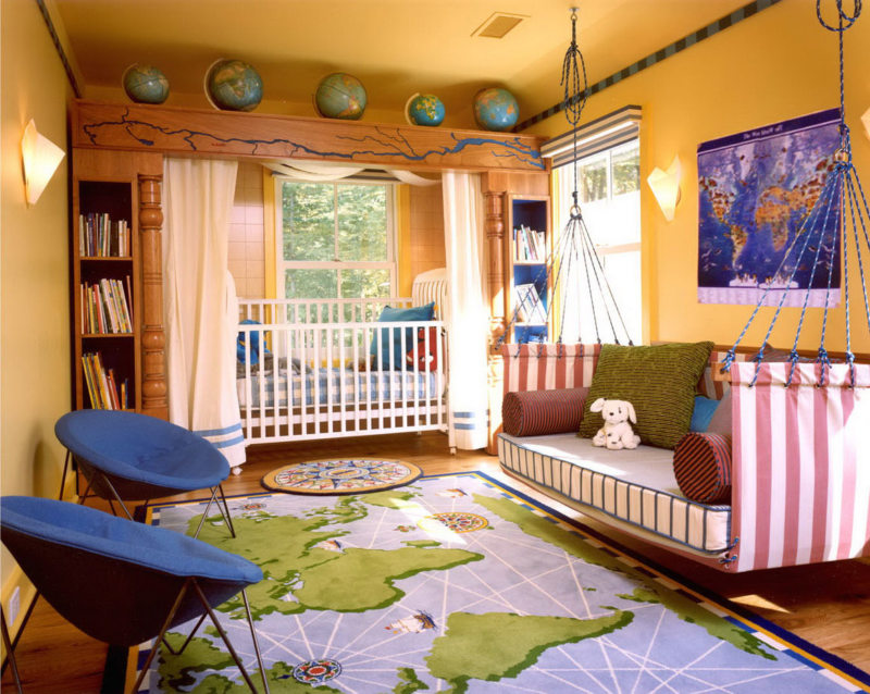 Small Kids Bedroom Design Ideas