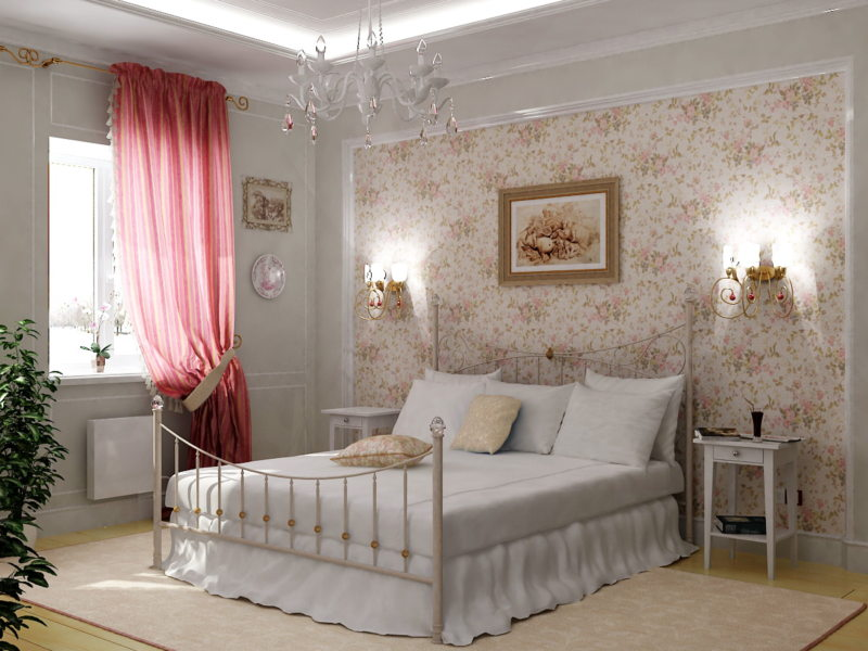 Дизайн спальни 2017 (29)
