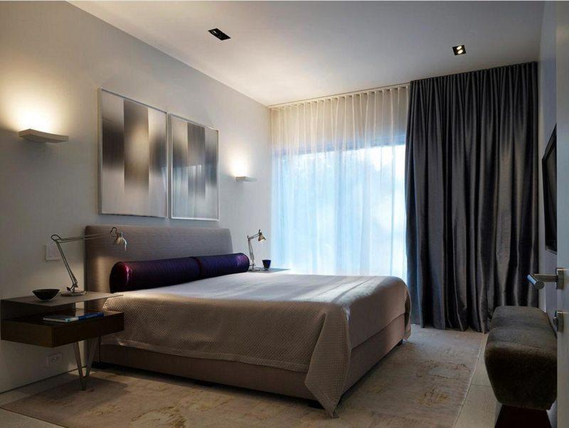 Дизайн спальни 2017 (38)