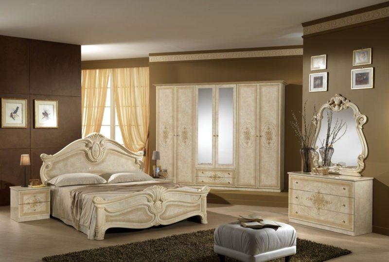 Дизайн спальни 2017 (39)