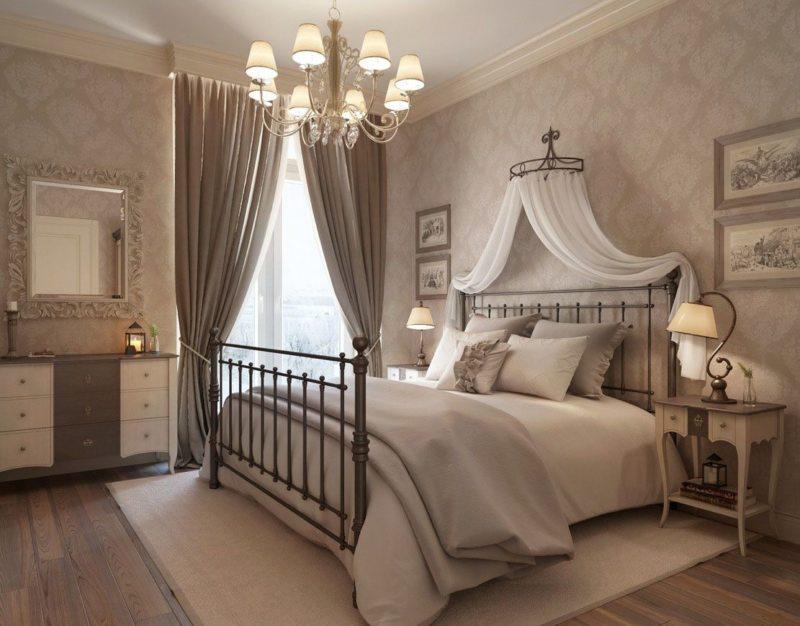 Дизайн спальни 2017 (40)