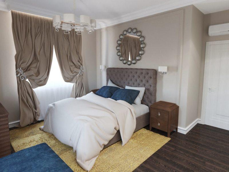 Дизайн спальни 2017 (42)