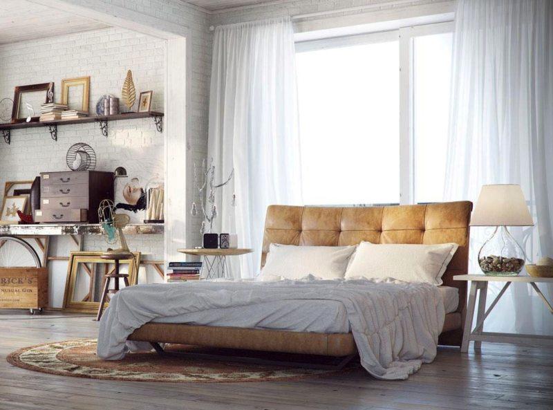 Дизайн спальни 2017 (46)