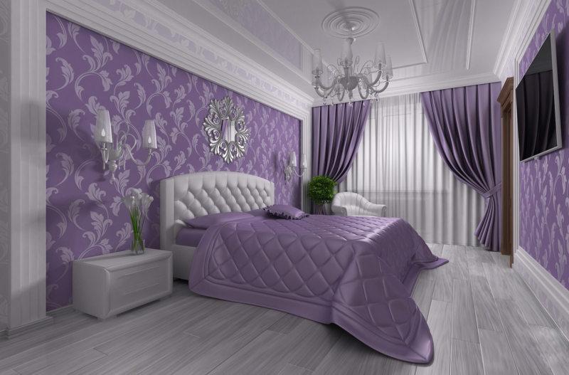 Дизайн спальни 2017 (50)